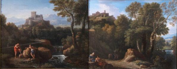 Paesaggi romani